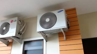 Random AC fan recording