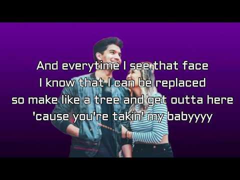 Takin' my baby lyrics by ALEX WASSABI AND LAURDIY