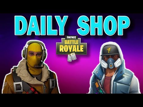 Fortnite Daily Shop (18th July 2018)