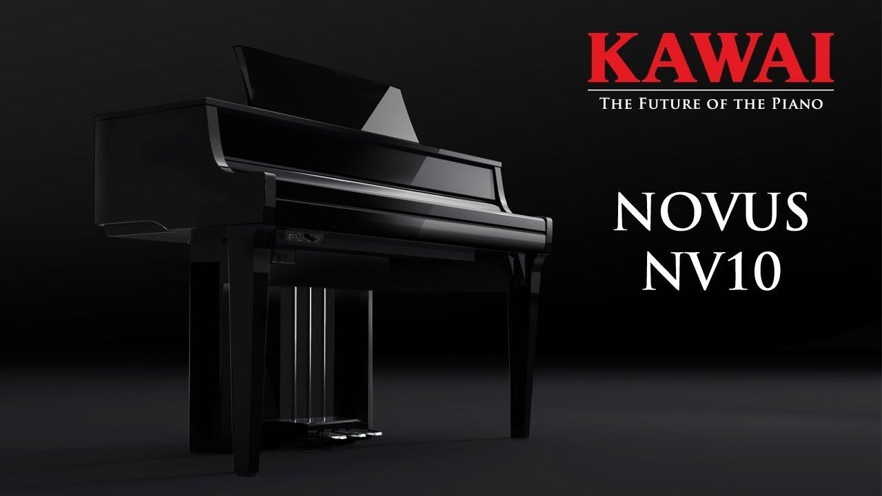 kawai novus nv10 hybrid digital piano demo english youtube. Black Bedroom Furniture Sets. Home Design Ideas