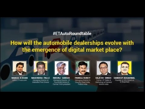 ETAuto Roundtable: Traditional automobile dealerships in the