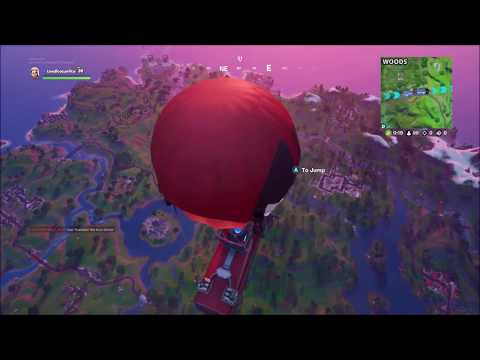 Landito Playing Fortnite Solo Battle Royale By Epic Games On Xbox One - Gameplay
