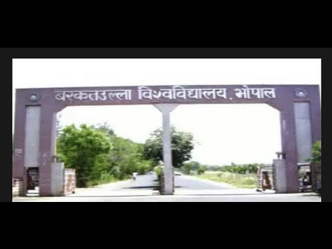 bubhopal.nic.in   Results   Admission   Barkatullah University,Bhopal   Results