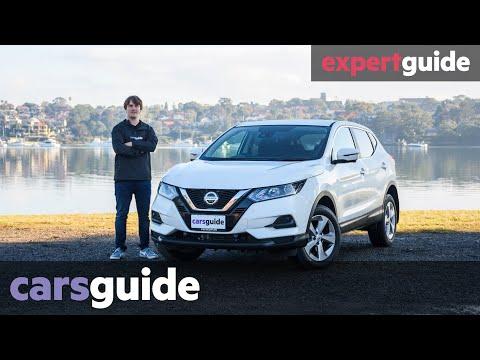 Nissan Qashqai 2019 Review: ST+