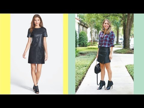 Adorable Hsn Leather Skirt This Year. http://bit.ly/2J6zsef