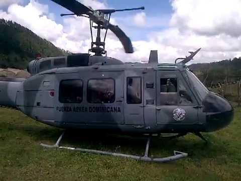 Rescate de Luis Rainier en el Pico Duarte