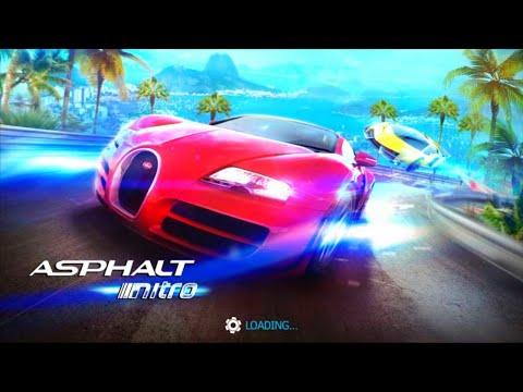 Asphalt Nitro Android HD Gameplay Trailer NVidia Shield Portable