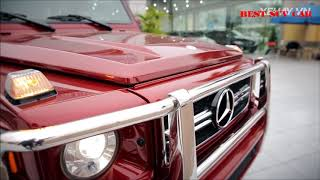 Review and test drive Mercedes G63 AMG 2018 beta