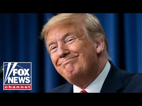 Trump notably quiet on DOJ decision not to prosecute Andrew McCabe