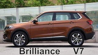 Brilliance V7  | NEW flagship SUV from BMW Brilliance
