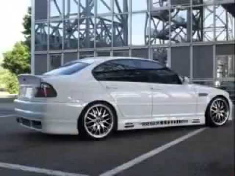 bmw e46 sedan tuning youtube. Black Bedroom Furniture Sets. Home Design Ideas