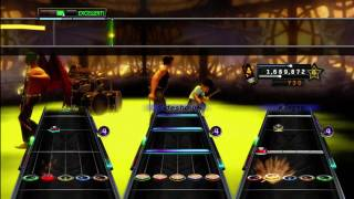 The Hand That Feeds - Nine Inch Nails Expert Full Band: Guitar Hero Warriors of Rock