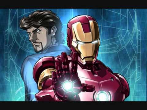 Hasil gambar untuk Iron man anime