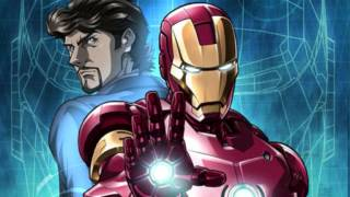 Iron Man Anime Battle Theme