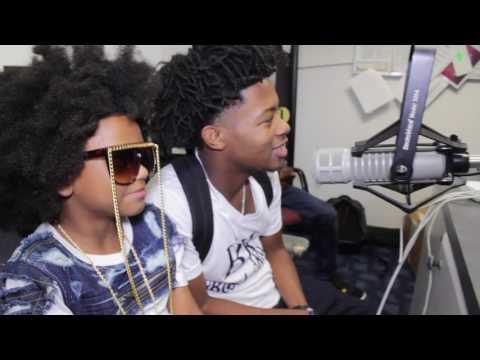 """Tj Sauce Kid & Mylez Talks """"BOSS KIDS"""""""
