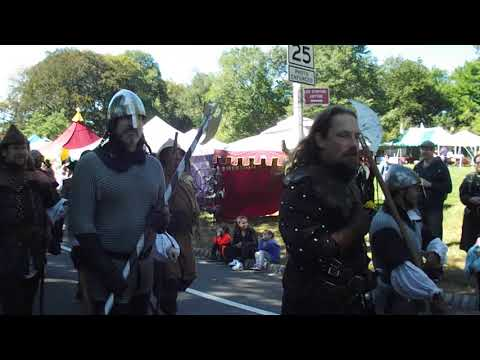 The Medieval Festival at Fort Tryon Park 2017 Part 1