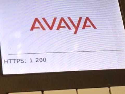 avaya 9611g firmware 6.6 4