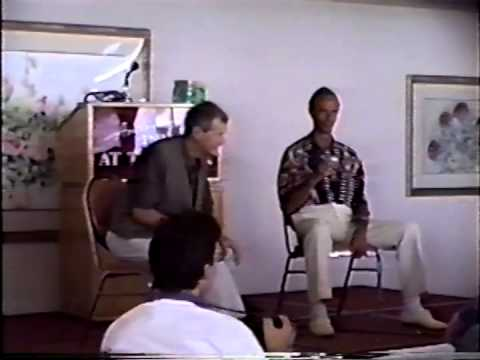 Andrew Robinson and Marc Alaimo 1996 Part 1