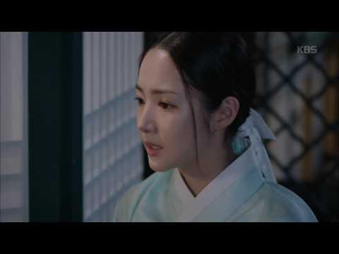 """7일의 왕비 - 연우진, 박민영에 """"약조를 지키러 왔다"""". 20170628"""