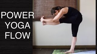 Video Strong Power Vinyasa Flow Yoga for Balance - 30 minutes (Intermediate and Advanced) download MP3, 3GP, MP4, WEBM, AVI, FLV Maret 2018