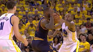 c3dd3bdda27c Andre Iguadala Defense On LeBron James June 2