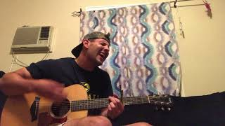 Mercy by Brett young cover by Danny ford