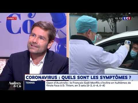Coronavirus: Quels sont les symptômes ?