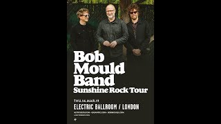 Bob Mould Band @ The Electric Ballroom, Camden 14th March 2019 (Audio) (Hüsker Dü) (Sugar)