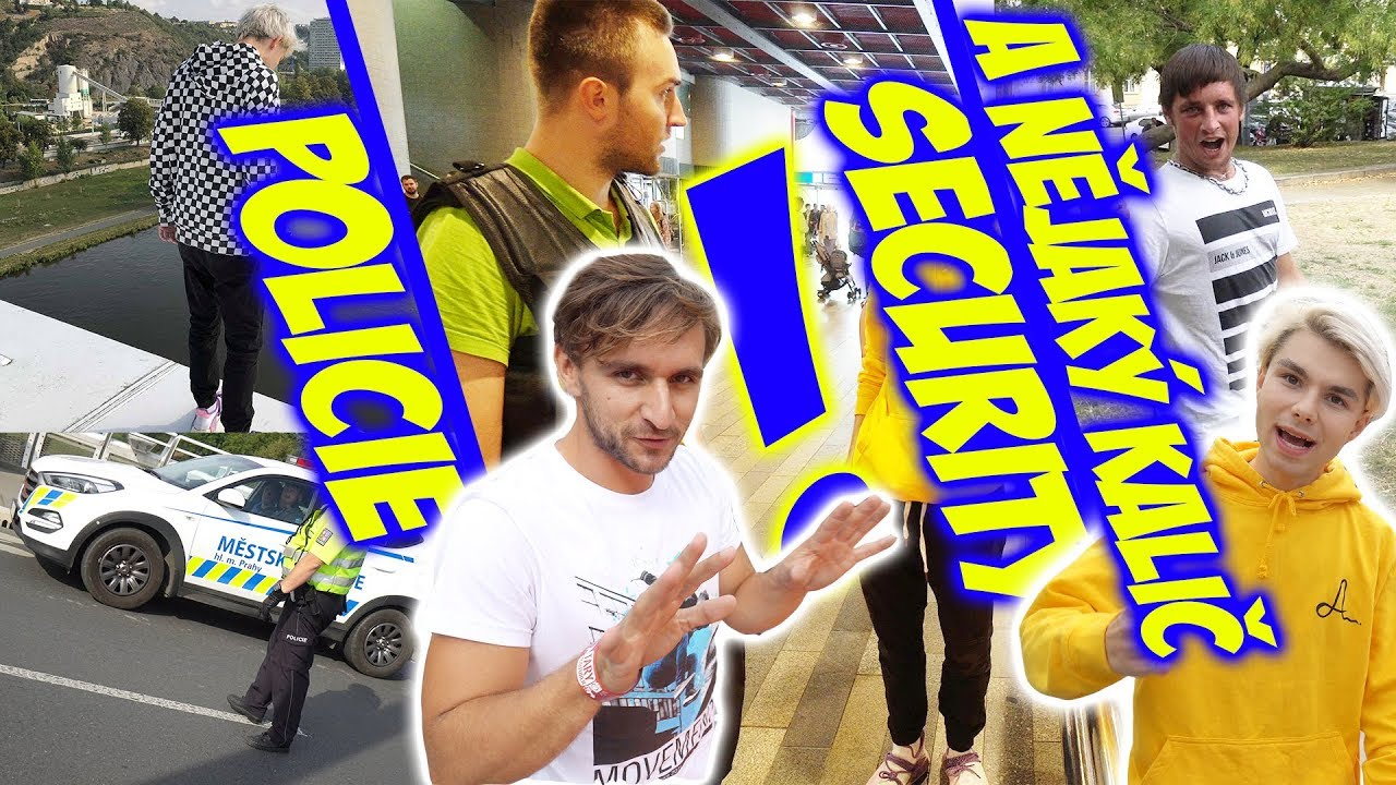 Učím youtubery parkour #31 | Adam Kajumi