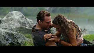 Конг вырывает язык черепозавру  — «Конг  Остров черепа» 2017 сцена 8 8 HD