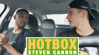 $teven Cannon & Marvin Game in der Hotbox | 16BARS.DE