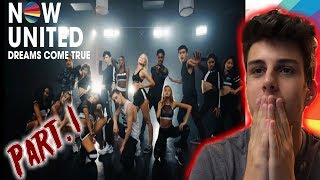 Now United: Dreams Come True - The Documentary Reaction (Reagindo Part One)