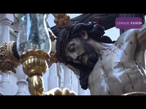 Stmo. Cristo de la Vera-Cruz por San Agustín, San Francisco y San Pedro (Semana Santa Cádiz 2019)