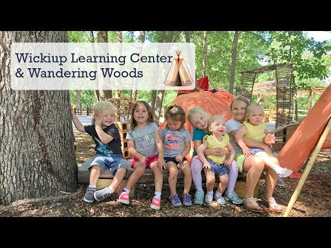 Wickiup Hill Learning Center & Wandering Woods | Things to Do In Iowa with Kids