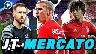 L'Atlético de Madrid chamboule tout | Journal du Mercato