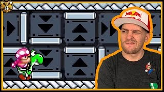Brand New Year, Same Hot Garbage! Super Expert No Skip Endless #33: Super Mario Maker 2