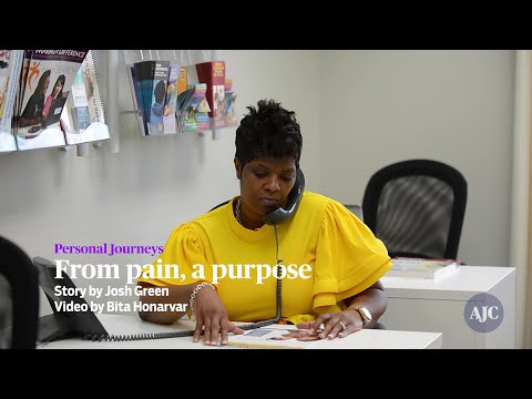 Personal Journeys: From pain, a purpose