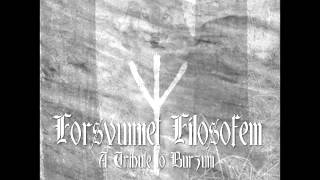 forsvunnet filosofem a tribute to burzum 2012 full album