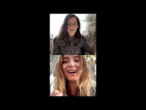Марина Касаткина (Юля Маргулис) рассказывает о жизни в Израиле и какой был первый сериал. Молодёжка