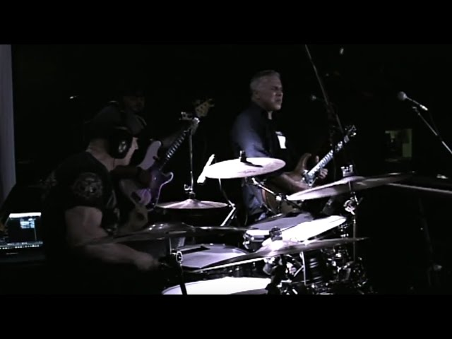 TASTE AND VIRGIL DONATI - SAME OLD STORY - DRUM SOLO EXCERPT