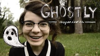 My Ghostly and Ghastly Experience!!