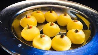 Malai Ladoo Recipe | Paneer Ladoo | Milkmaid Ladoo Recipe | Diwali Sweets Recipe !!