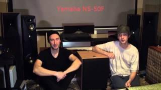 Тест колонок JBL Studio 180 vs Yamaha NS 50F  . Hi-Fi Тесты.