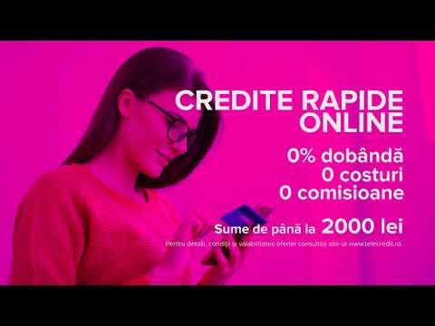 Credite online rapide 2018