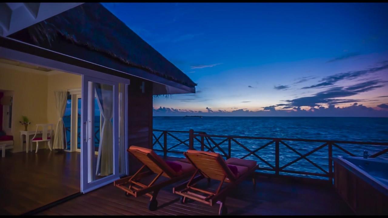 Sunset Reef Villa Best Overwater Hotel