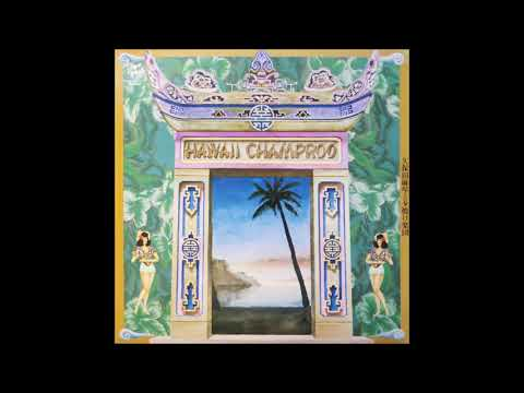 Makoto Kubota & The Sunset Gang Hawaii Champroo 1977