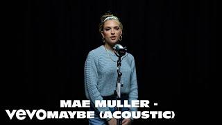 Смотреть клип Mae Muller - Maybe