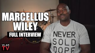 Marcellus Wiley on Kaepernick, Antonio Brown, Jay Z, Andrew Luck (Full Interview)