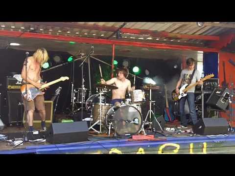 Kapitan Korsakov - live @ Gideon Festival Groningen juni 2010