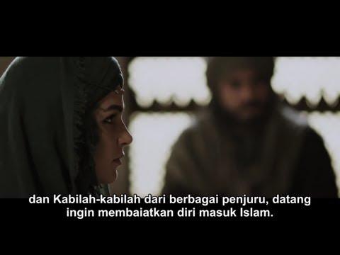 MBC (TV Series Subtitle Bahasa Indonesia) Omar bin Khattab Trailers - 01